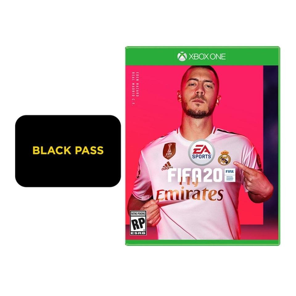Walmart: FIFA 20 Xbox One + Black Pass