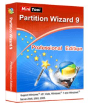 MiniTool Partition Wizard Pro 9.1 de 59 dls hoy es gratuito