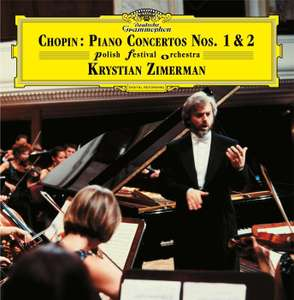 Amazon: Chopin Piano Concerto por Zimmermann Vinil
