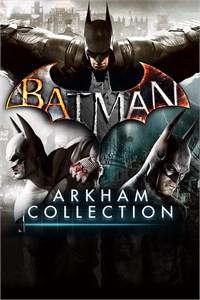 Microsoft Store: Batman: Arkham Collection para Xbox