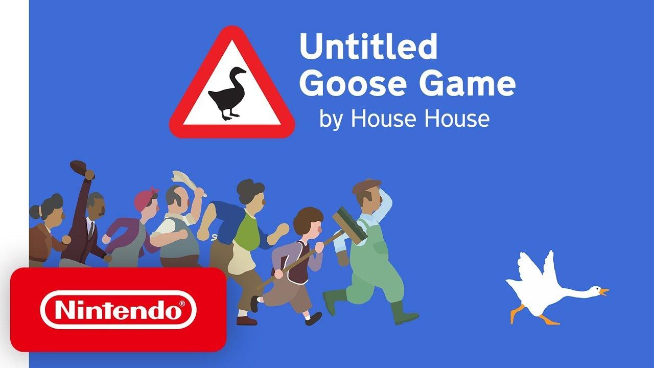 Nintendo eShop: Untitled Goose Game para Nintendo Switch