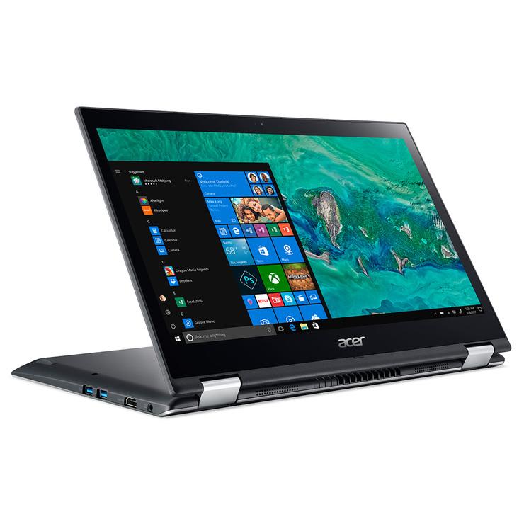"Costco: Laptop Acer Spin 3 14"" Intel Core i5-8250 1TB FHD 4GB RAM + 16GB Optane (Con PayPal)"