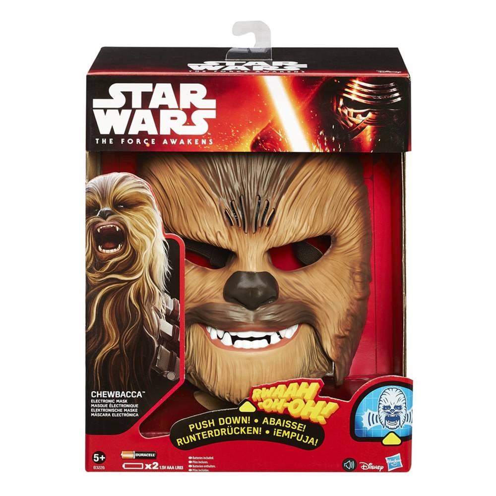 Walmart: Máscara Electrónica de Chewbacca $329