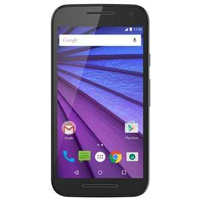 Elektra: Motorola dual SIM Moto G3 Negro $3059 con cupón.