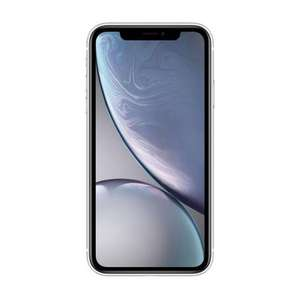 Sam's club: Iphone XR 64GB AT&T blanco y negro usando citibanamex pay