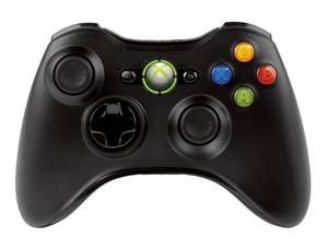Amazon: Control Inalambrico Xbox 360