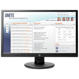 """HP: Monitor HP V214a de 20,7"""""""