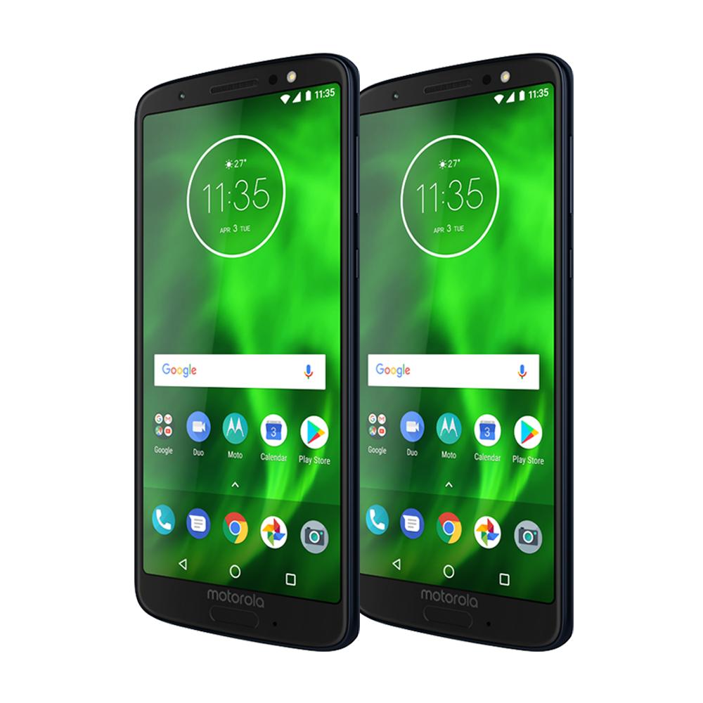 Motorola: MOTO G6 en la compra de 2