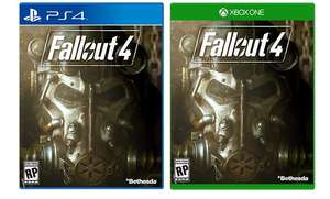 Amazon: Fallout 4 para PS4/Xbox One