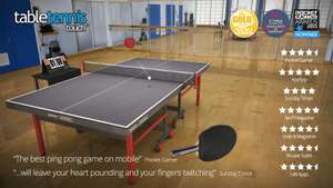 Play Store. Table Tennis Touch a 1 peso.