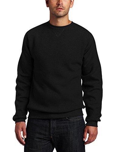Amzon: Sudadera negra cerrada deportiva 3x-grande Russell Athletic Men's $102.8