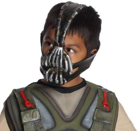 Amazon: Rubie's Batman Dark Knight Rises (Disfraz y máscara de Lujo para niños, TV, Libros y Películas)