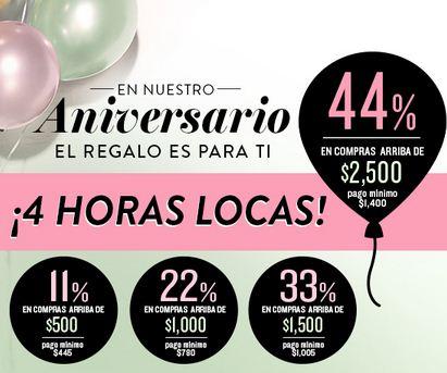 Aniversario Dafiti: 44% de descuento en toda la tienda con compra mínima