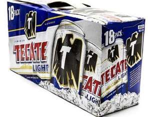 Sam's Club: Tecate Light 18 pack