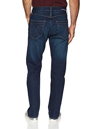 Amazon: Calvin Klein Jeans CKJ 037 Austin Dark Blue para Hombre 31w x 30L