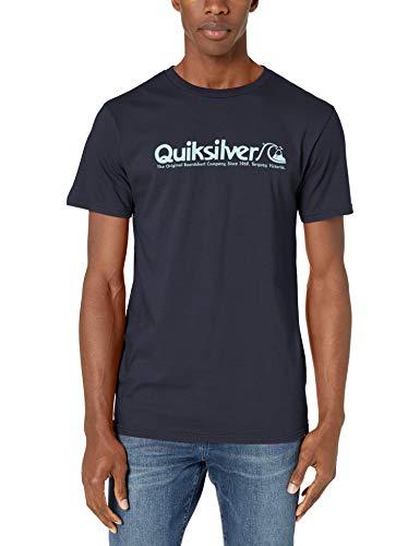 Amazon: Playera Quiksilver Talla L (Aplica Prime)