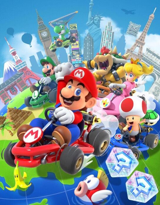 Mario Kart Tour: 2 semanas gratis de pase dorado