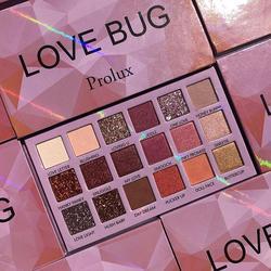 Exotik Accesorios + Cosmeticos: Love Bug Prolux - Paleta de maquillaje a $0