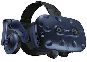 AMAZON: HTC VIVE PRO- HEADSET DE REALIDAD VIRTUAL DE LOS CHIDOS