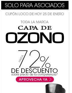 Pappomanía: hasta 72% de descuento en toda la marca Capa de Ozono con cupón