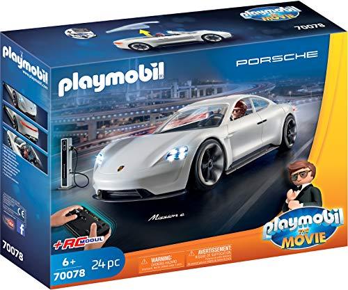 Amazon: Playmobil La Película: El Porsche Mission E de Rex Dasher