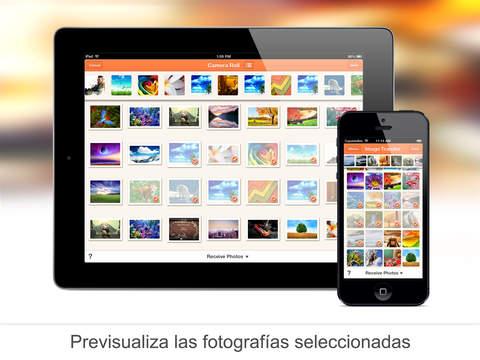 App Store, aplicación gratuita para transferir fotos y videos a la computadora usando Wifi