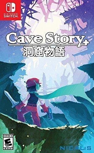 Amazon: Cave Story+ para Nintendo Switch