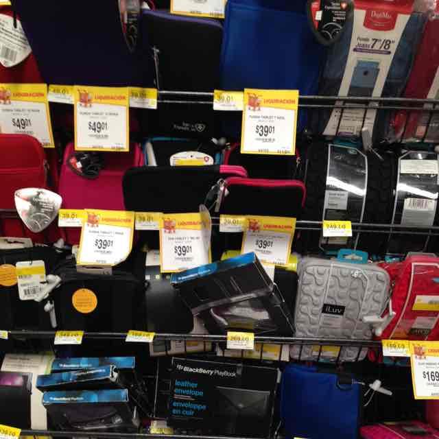 Walmart: fundas para tablet's en oferta desde $39.01