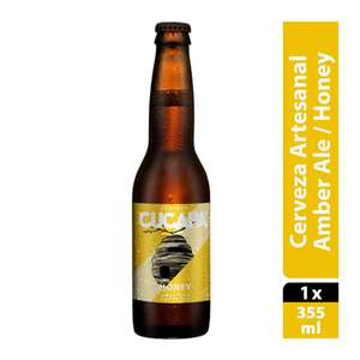 CHEDRAUI Cerveza Cucapá Honey 355 Ml