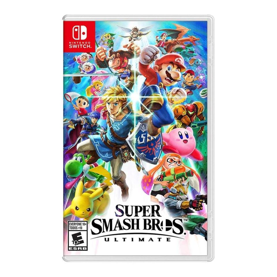 Walmart: Super Smash Bros Ultimate Nintendo Switch