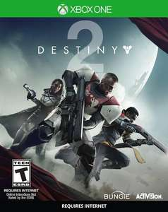 Microsoft Store: Destiny 2 FREE to PLAY