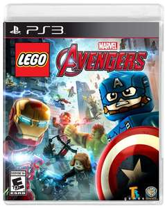 Amazon:  LEGO Marvel's Avengers - PlayStation 3