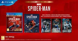 PlayStation.Store : Marvel's Spider-Man: Game of the Year Edition