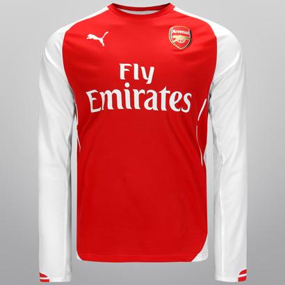 Netshoes: Jersey del Arsenal