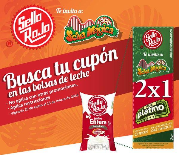Selva Mágica (GDL): 2x1 en Pasaporte Platino comprando Sello Rojo