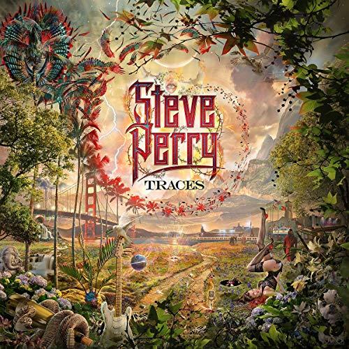 AMAZON: Vinyl LP de Steve Perry (Journey)