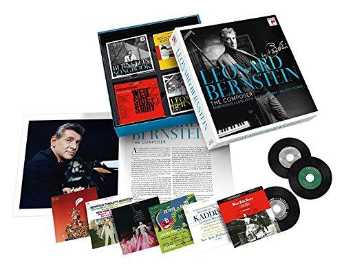 Amazon: Leonard Bernstein: The Composer Box set