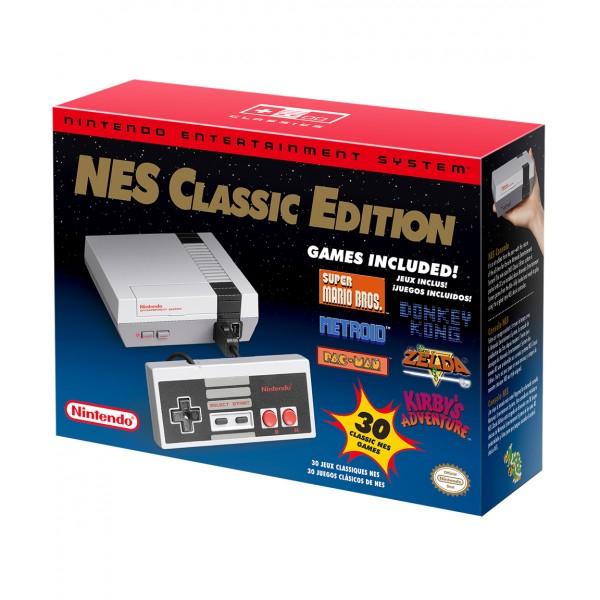 El Palacio de Hierro: Mini NES Classic Edition $945, Xbox One 1TB $3,374 y Más Videojuegos +50% Off