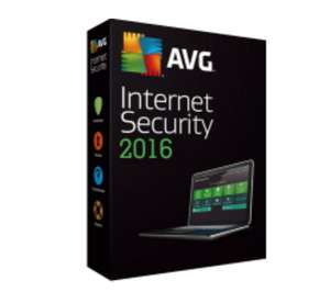 AVG INTERNET SECURITY 2016  GRATUITO VALOR REAL  27.49 DLS