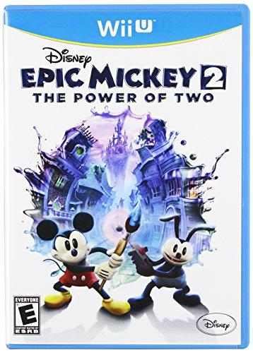 Amazon - Disney Epic Mickey 2 Wii U