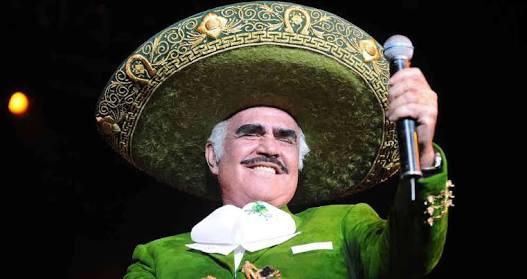 Vicente Fernández: Concierto gratuito Guadalajara