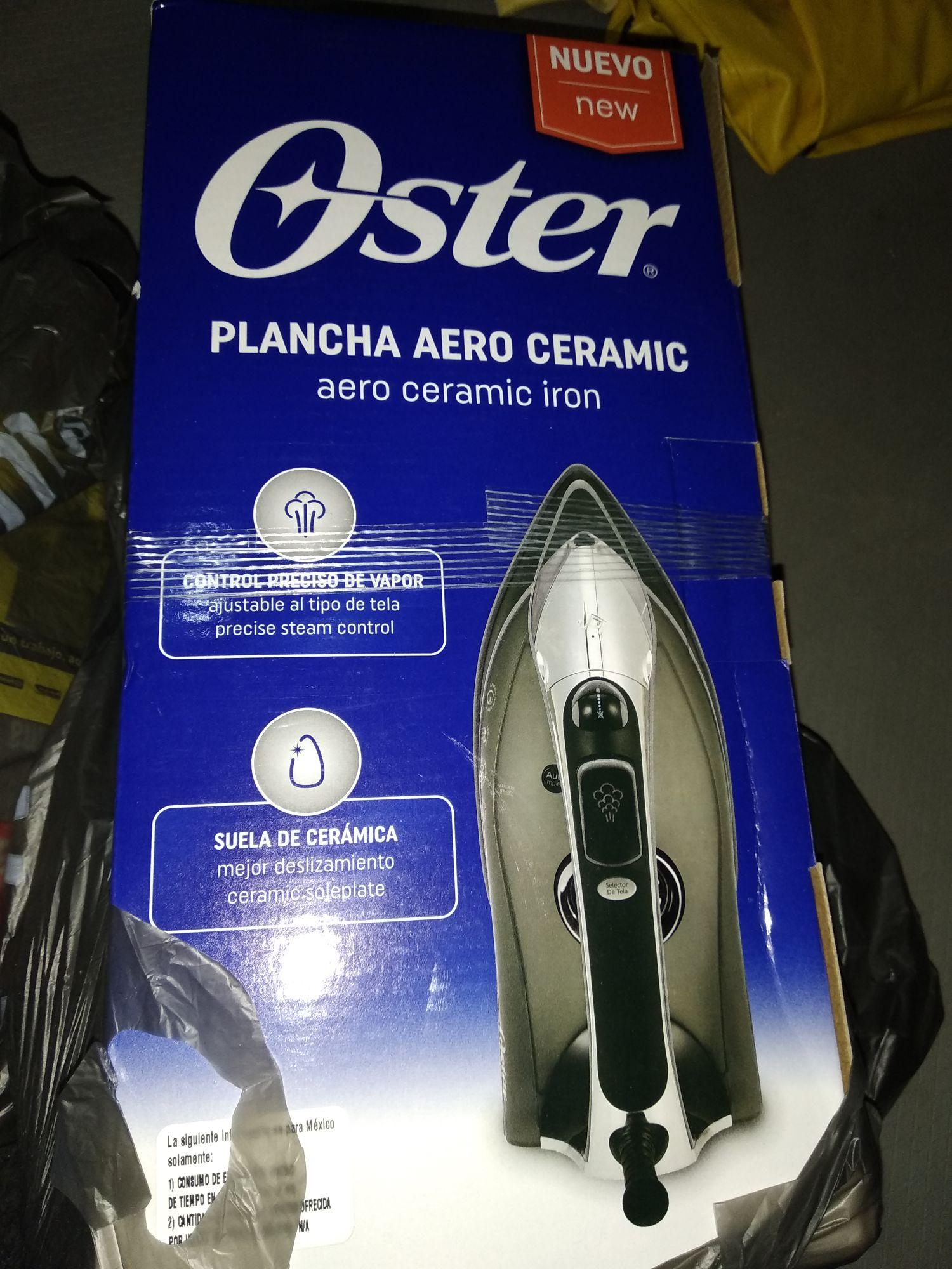 Walmart: Plancha Oster en su última liquidación.