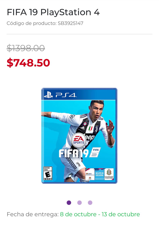Suburbia: FIFA 19 PS4