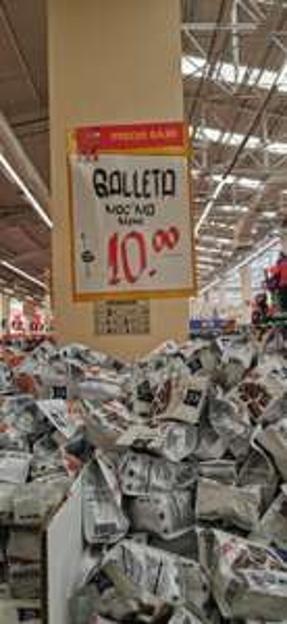 Walmart: Galleta Mac ma