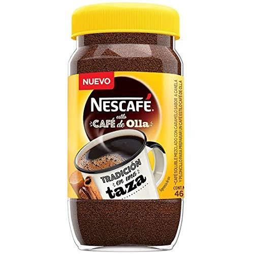 Amazon: Nescafé Café de Olla, 46 g (comprando 3)