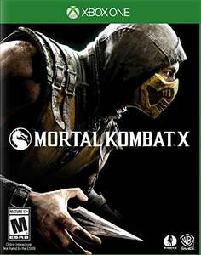 Amazon: Mortal Kombat X para PS4 y Xbox One
