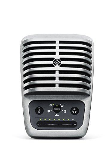 Amazon: Micrófono de condensador Shure USB