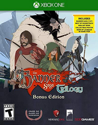 Amazon: Banner Saga - Xbox One Collector's Edition