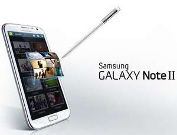 Galaxy Note 2 gratis en plan Telcel Plus 500