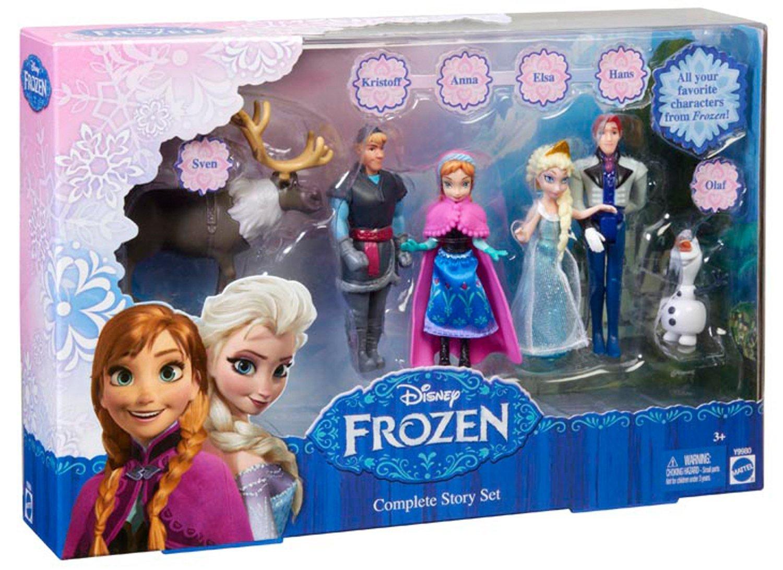 Amazon México: Disney Princess Frozen Kit De Cuento $239